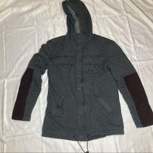Joseph Abboud Zip Up Mens Jacket Size Medium EUC